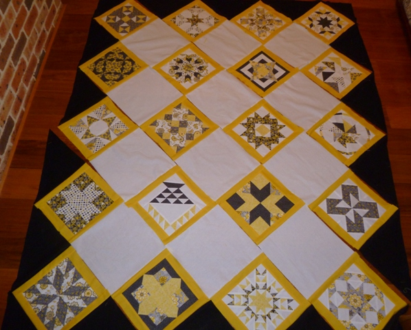 Name:  Yellow quilt.JPG