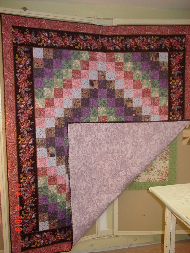 Name:  turkeys, deer, joans quilt 2-13 020.JPG