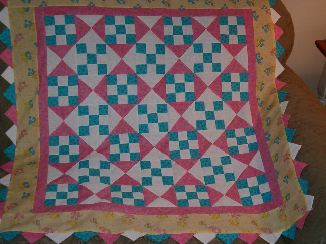 Name:  care bear quilt.JPG