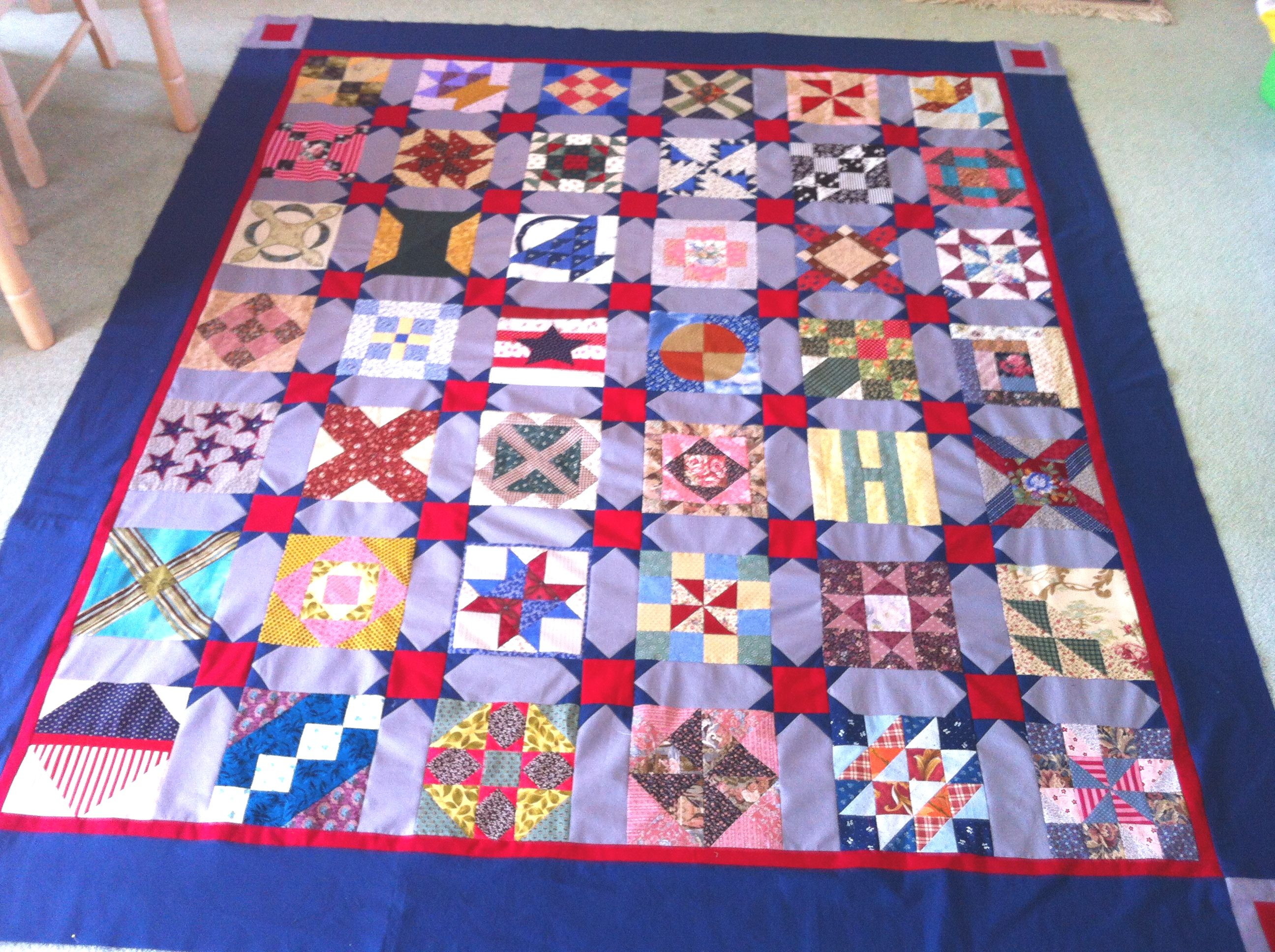 Name:  My Civil War quilt1.jpg