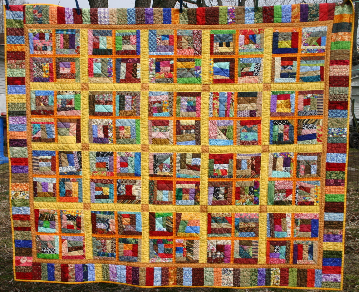 Name:  Crumb quilt after washing 640x520.JPG