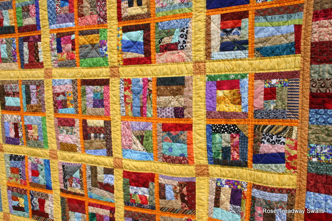 Name:  Crumb quilt after washing 003.JPG