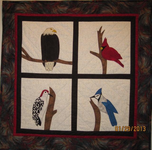 Name:  Bird quilt 1 (640x630).jpg Views: 1289 Size:  248.2 KB