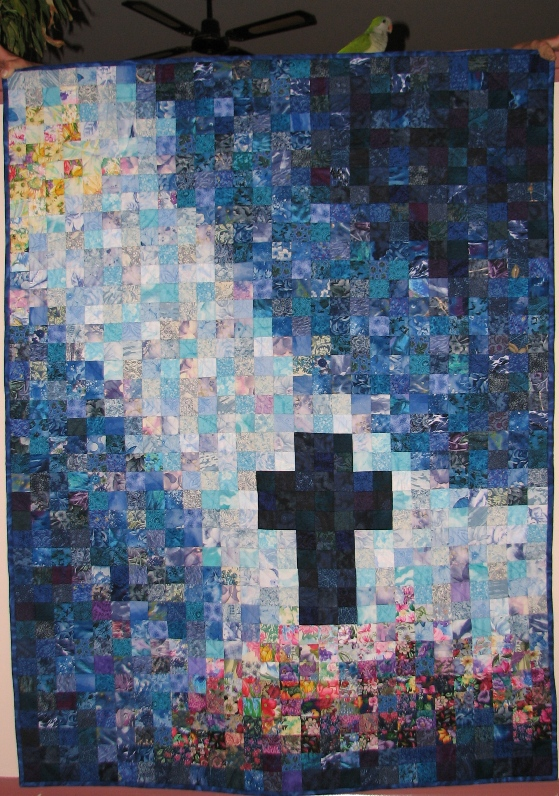 Name:  Godmummy's quilt.JPG