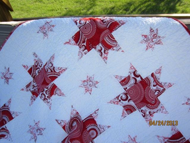 Name:  Web-Gerwitz Wedding Lap Quilt 2.jpg Views: 4590 Size:  130.8 KB