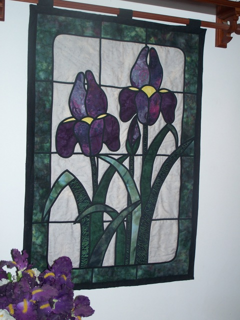Name:  01-Iris Wallhanging.JPG