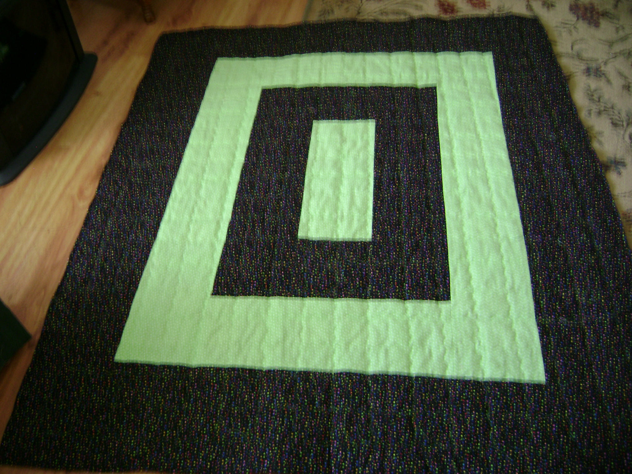 Name:  green sashed quilt 003.jpg