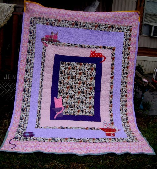 Name:  Kitty Cat quilt.jpg