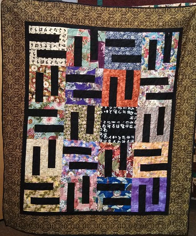 Name:  Two Cute at quilt show.jpg