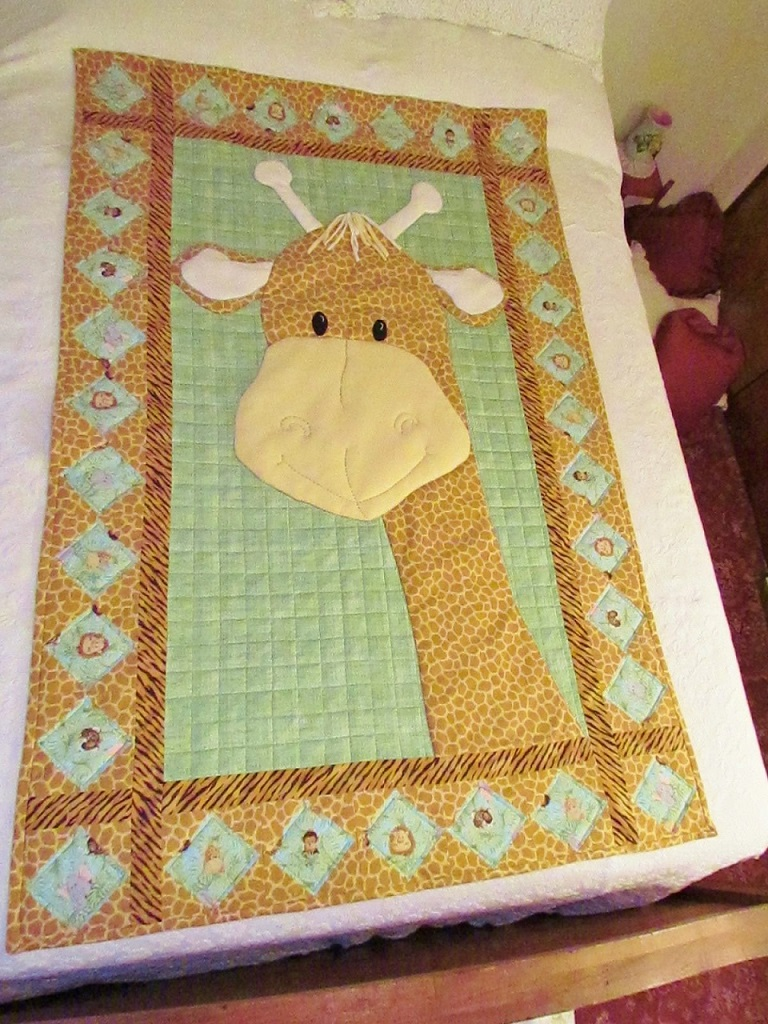 Name:  Giraffe quilt.JPG Views: 2504 Size:  331.5 KB