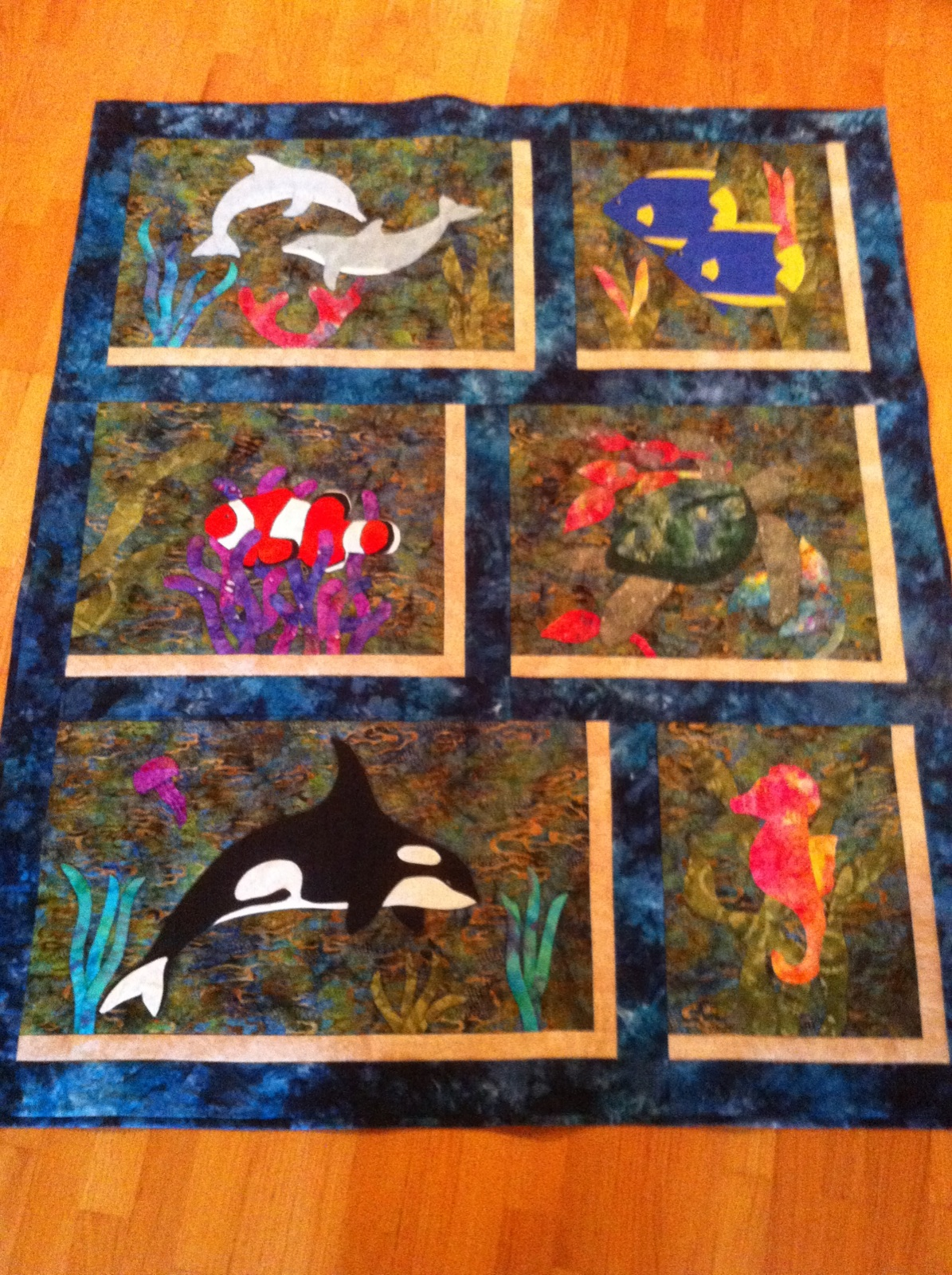 Name:  under the sea quilt1.jpg Views: 2853 Size:  767.1 KB