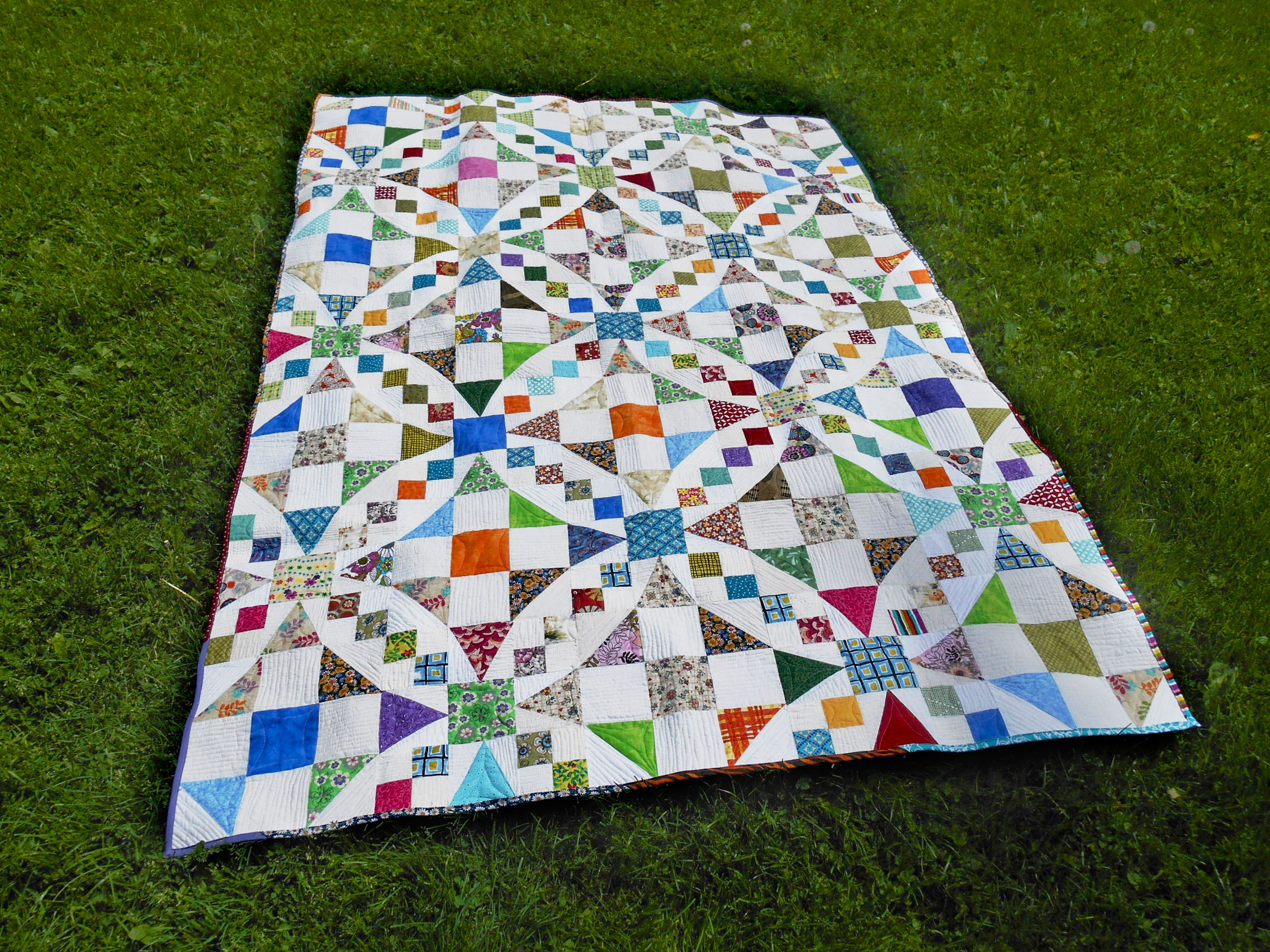 Name:  Quilt 64 - Scrap Family.jpg