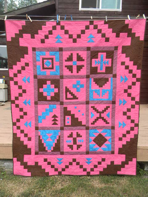 Name:  Santa Fe Style Quilt 001.JPG