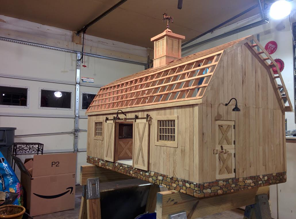 Name:  horse barn in final stages.jpg Views: 201 Size:  91.8 KB