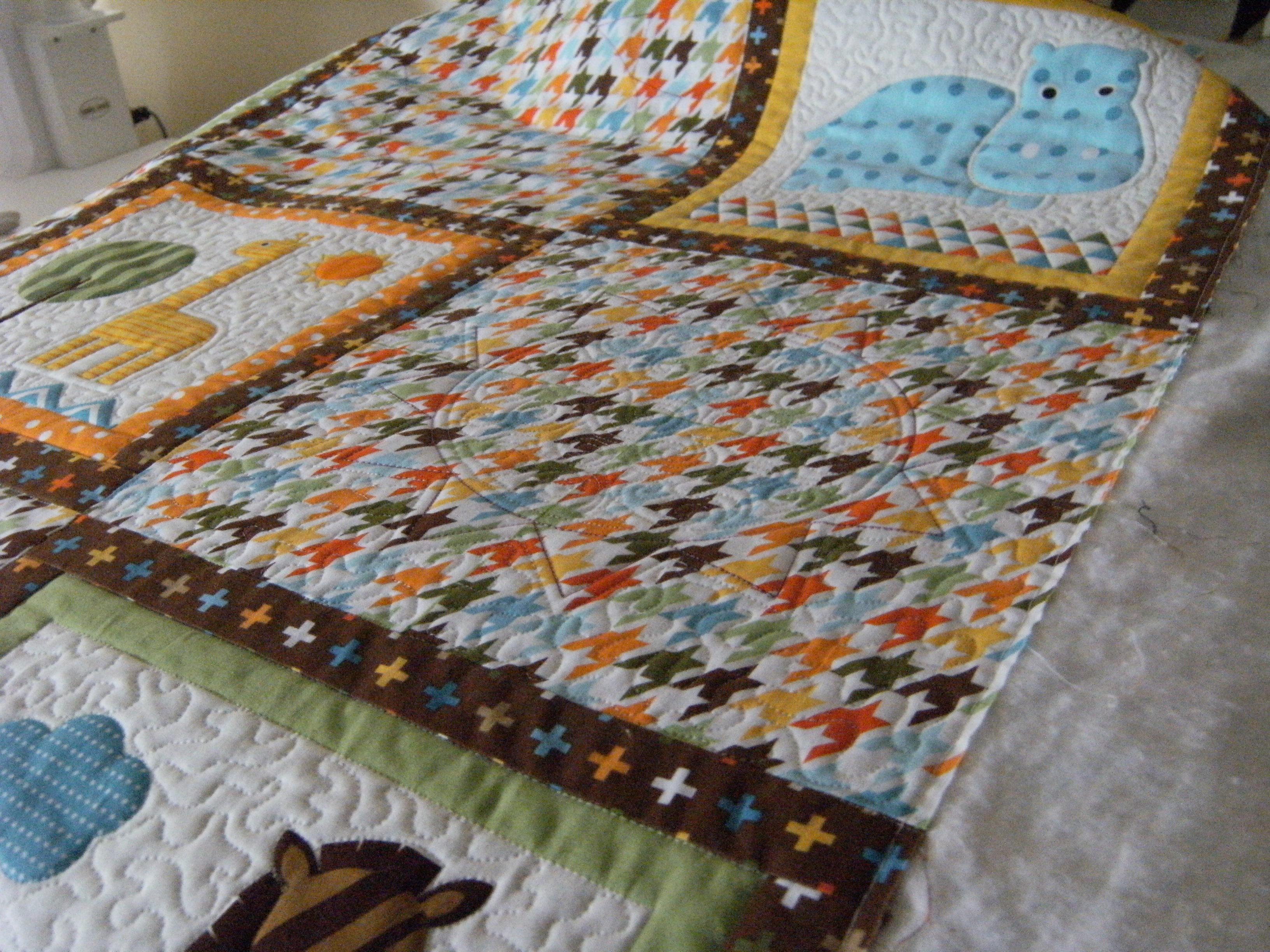 Name:  vet baby quilt in progress.JPG Views: 1343 Size:  1.43 MB
