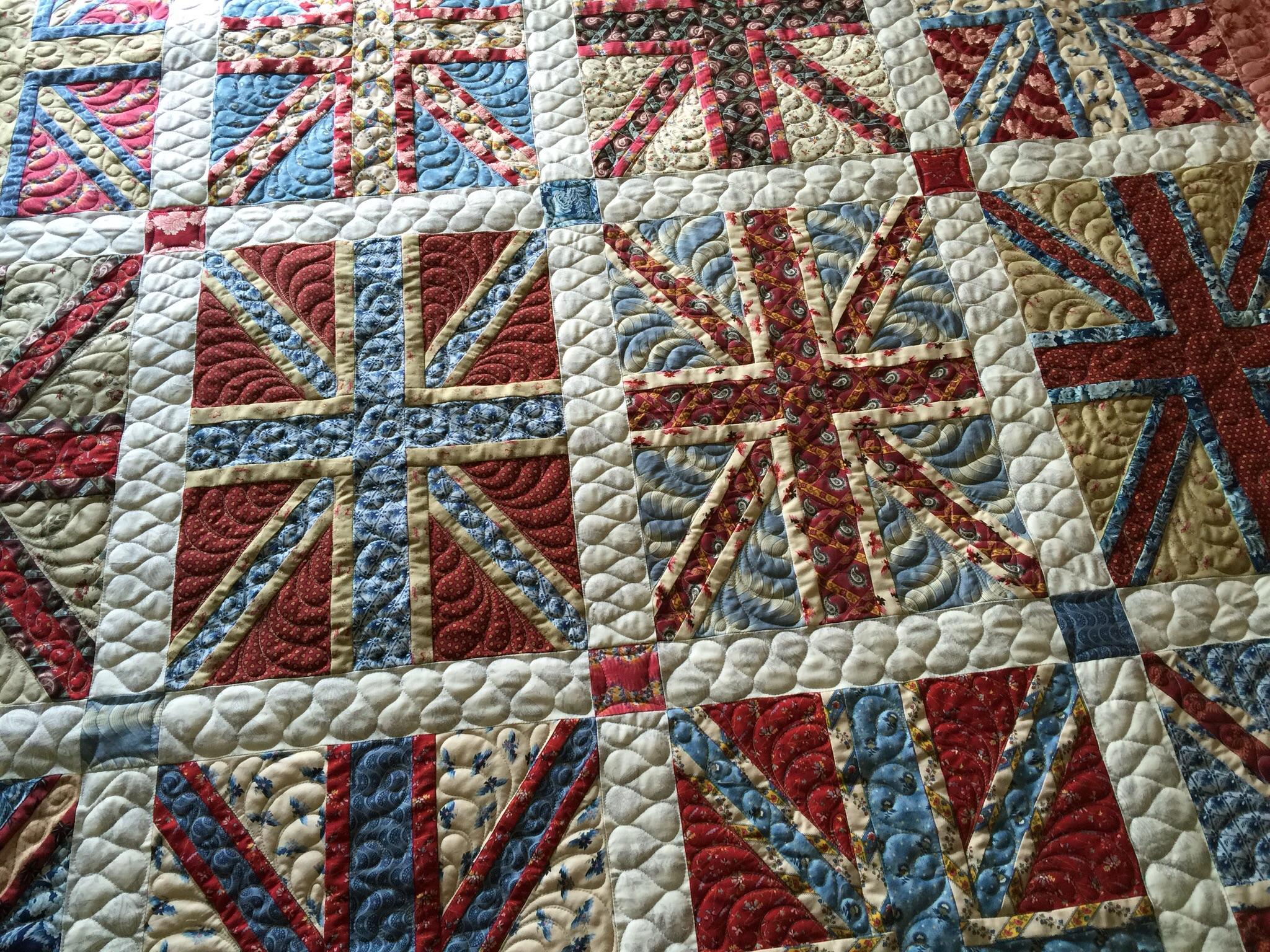 Confederate Flag Quilt