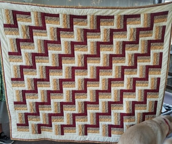 Name:  gaven's quilt.jpg Views: 2175 Size:  147.4 KB