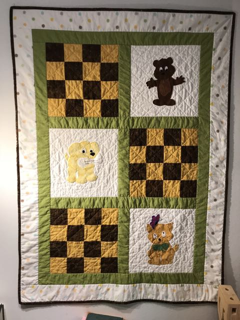 Name:  Loravie's baby's quilt.jpg Views: 2484 Size:  68.9 KB