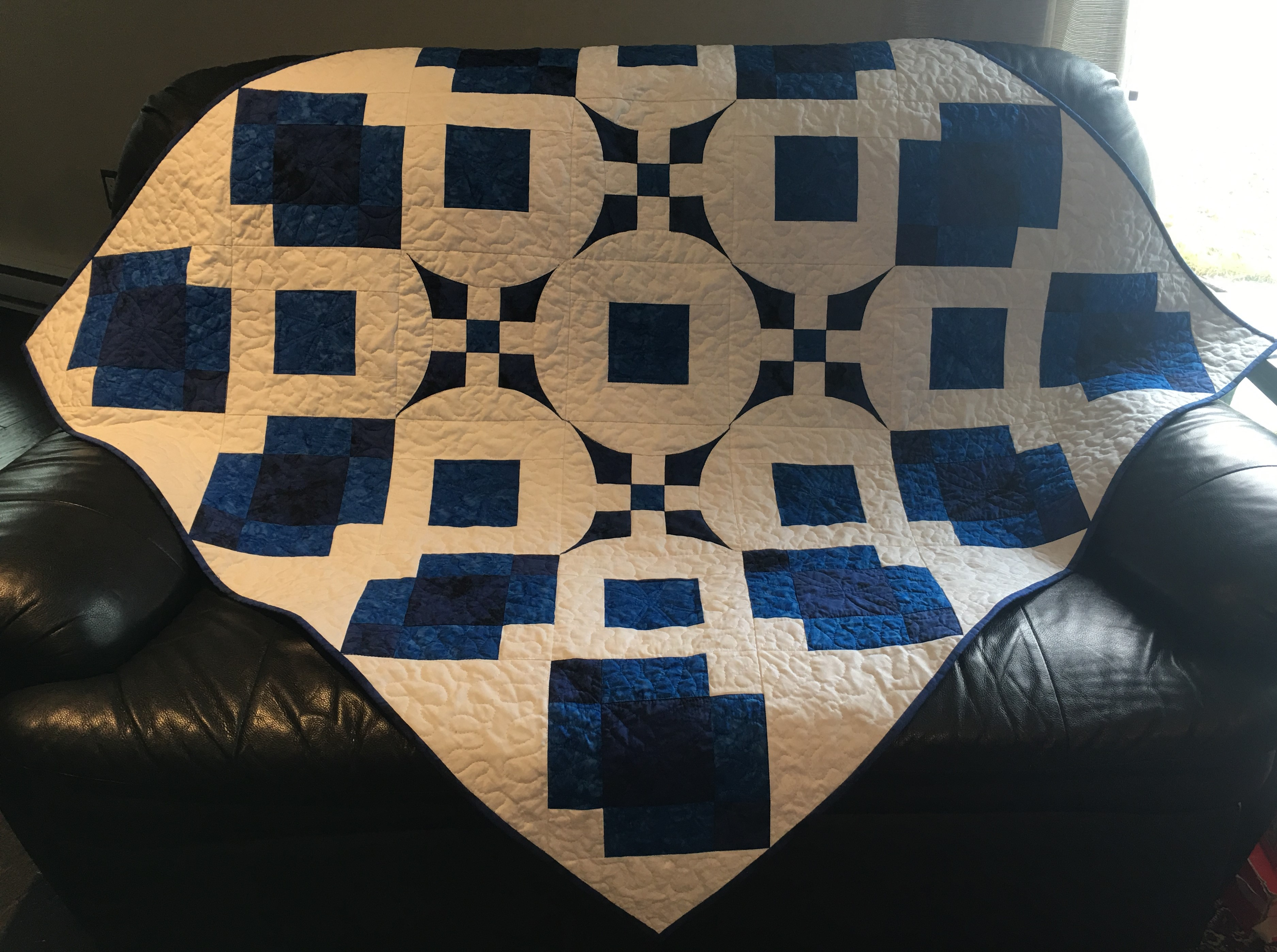 Name:  On a Snowy Evening Quilt.JPG Views: 2895 Size:  1.51 MB