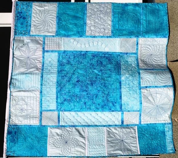 Name:  Rulerwork - quilt completed 1st side.JPG Views: 3095 Size:  222.3 KB