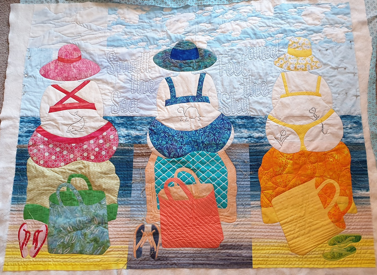 Beach Bums Quilts Quiltingboard Forums