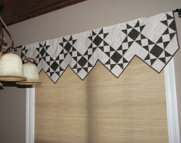 I Made This Valance What Do Y All Think It S Still Just