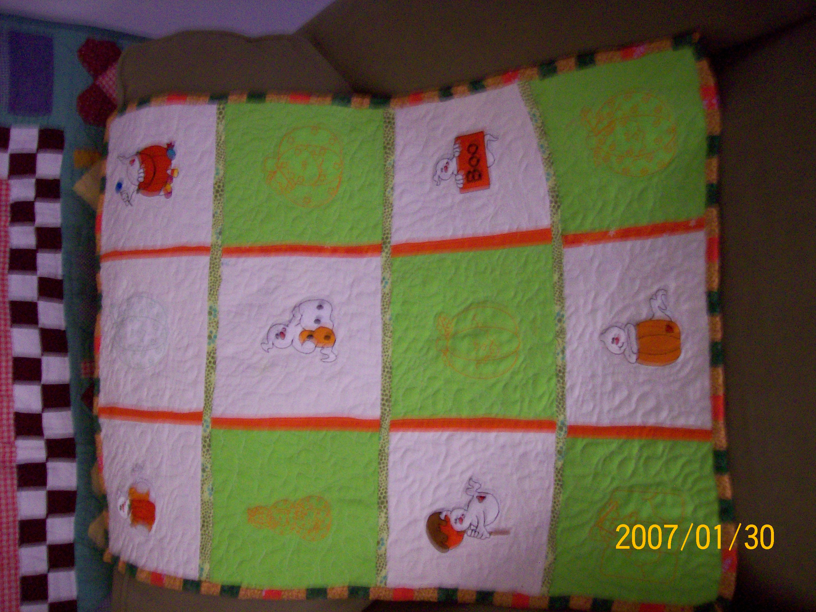 Name:  Halloween wall hanging completed 001.JPG