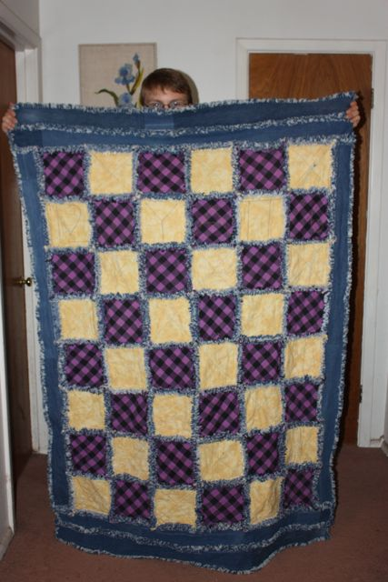 Name:  Wyatt's quilt #1.jpg Views: 201 Size:  59.0 KB