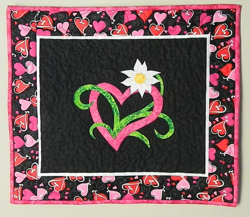 Name:  Love Grows Wall Hanging 001.JPG