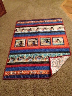 Name:  Paddington Bear quilt.JPG