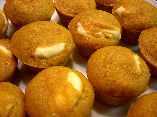 Name:  Pumpkin and Cream Muffins.jpg