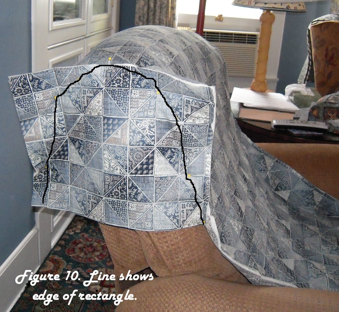 Quilted Recliner Slipcover Tutorial Pdf At Post 14