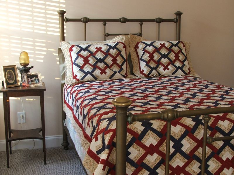 Quilting Pattern Lovers Knot : Lover s knot quilt