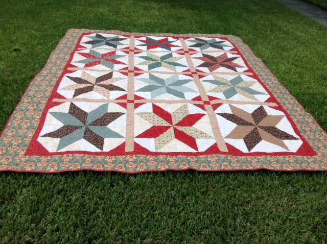 Name:  Big Star Quilt 09-13.JPG