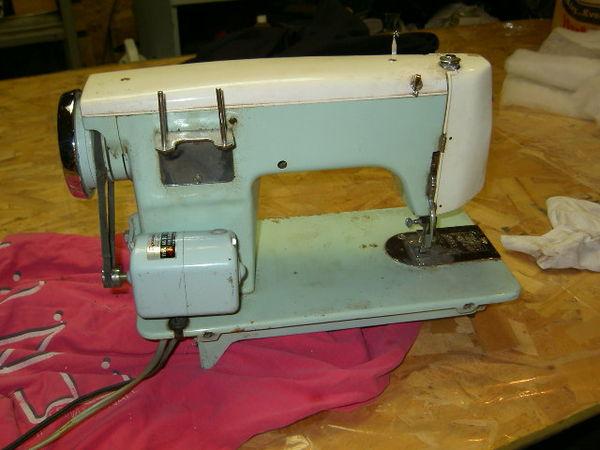 antique dressmaker sewing machine