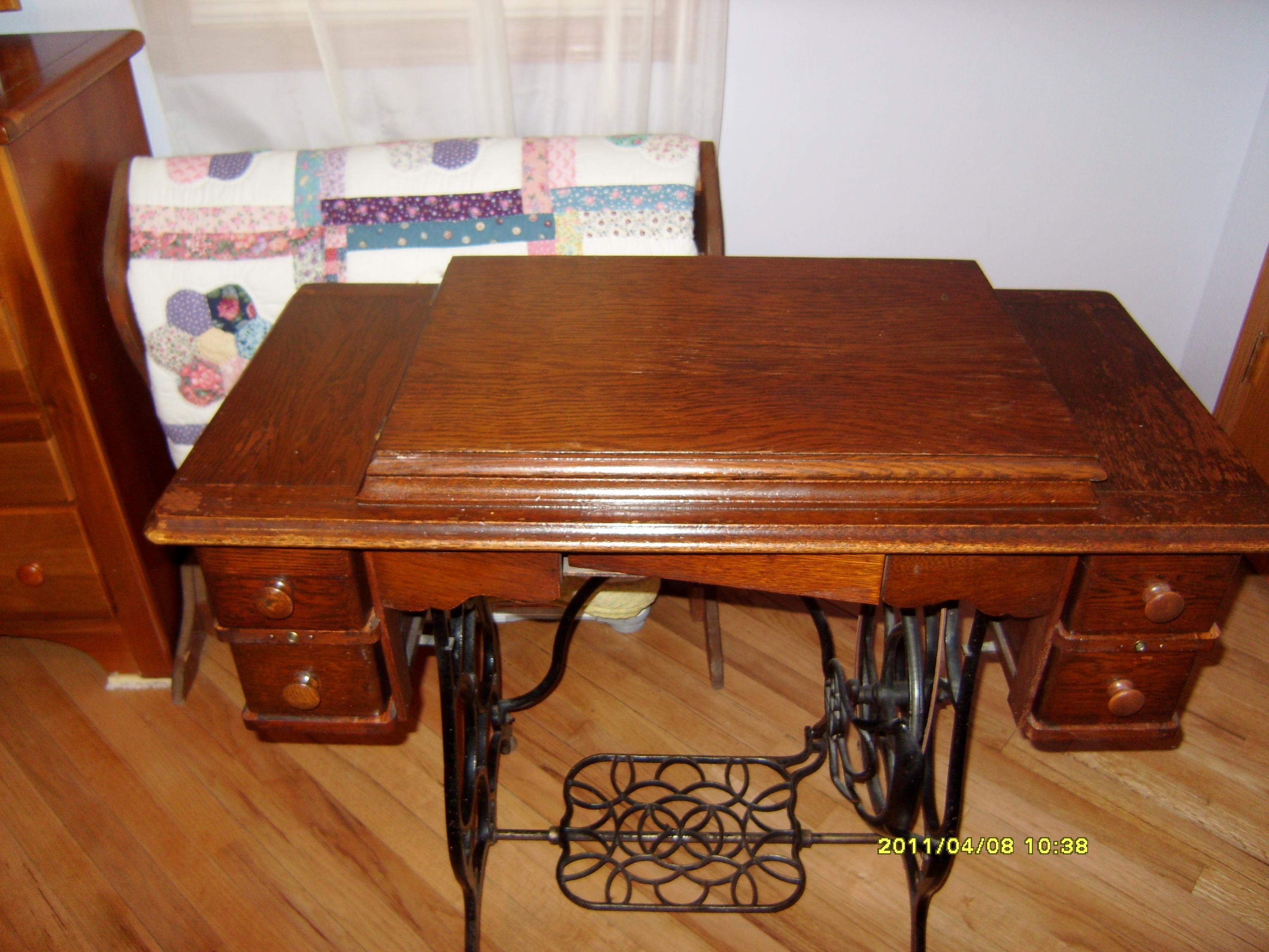 kenwood sewing machine