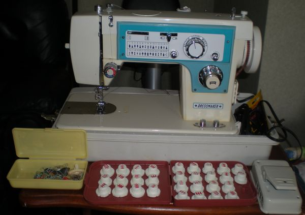 Dressmaker Sewing Machine BabyCenter Amazing Dressmaker Special Sewing Machine