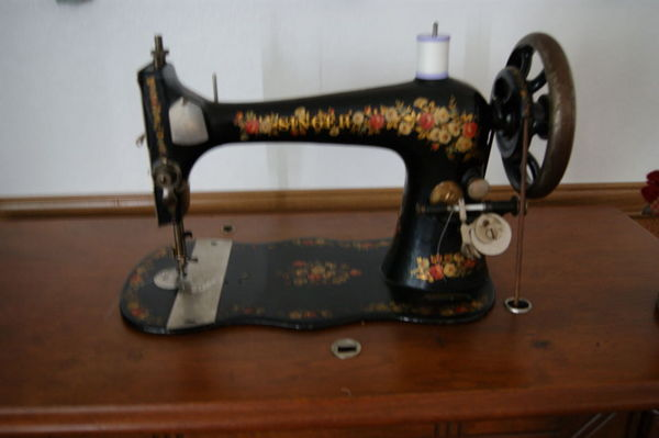 national sewing machine company serial numbers