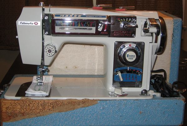 Vintage Sewing Machine Shop Machine Photos Inspiration Morse 4400 Sewing Machine