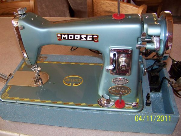 singer belt driven sewing machine