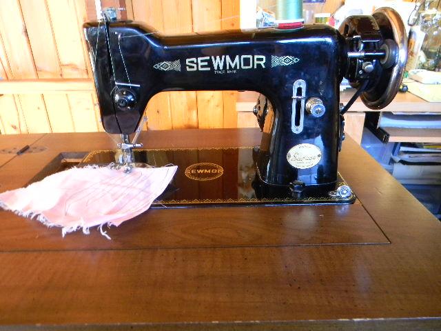 Sewmor 770