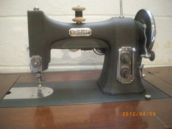Vintage Sewing Machine ShopCome On In And Sit A Spell Page 40 Delectable White Sewing Machine Model 77