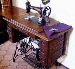 Name:  Singer Treadle model 27 1903.jpg