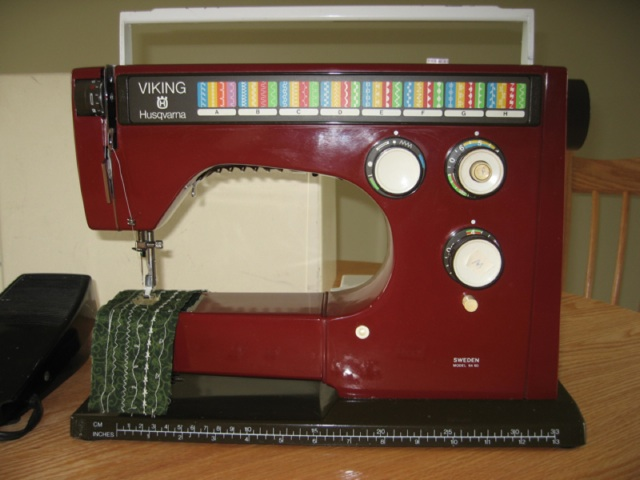 Viking 40 Stunning Viking 6440 Sewing Machine