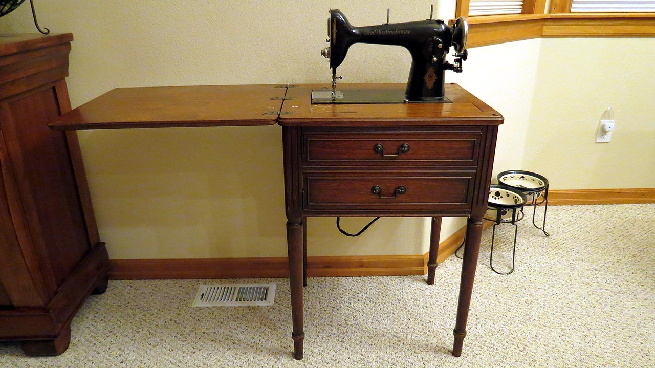 DH brought home a Free-Westinghouse
