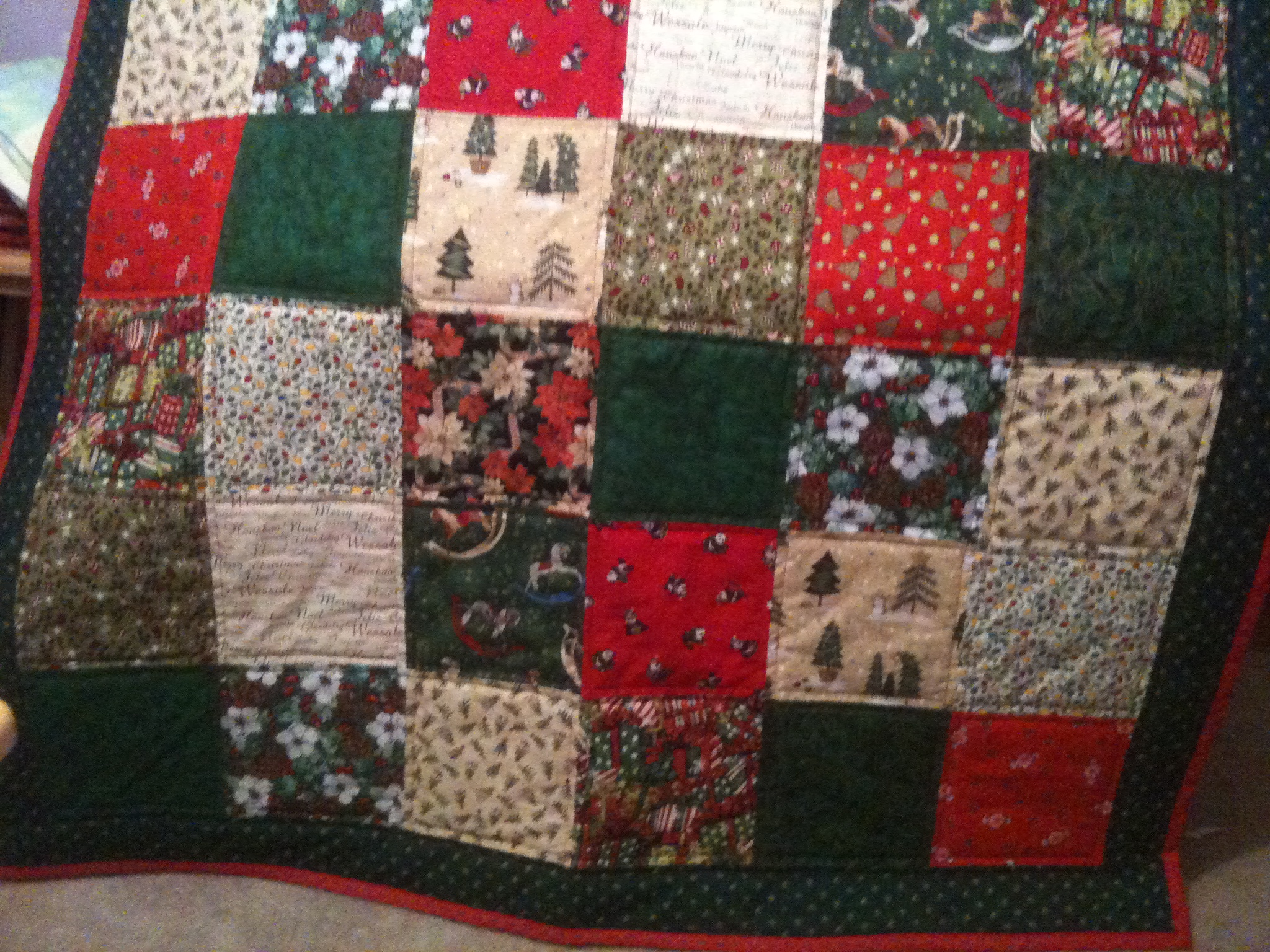 Name:  Joe's Quilt.JPG
