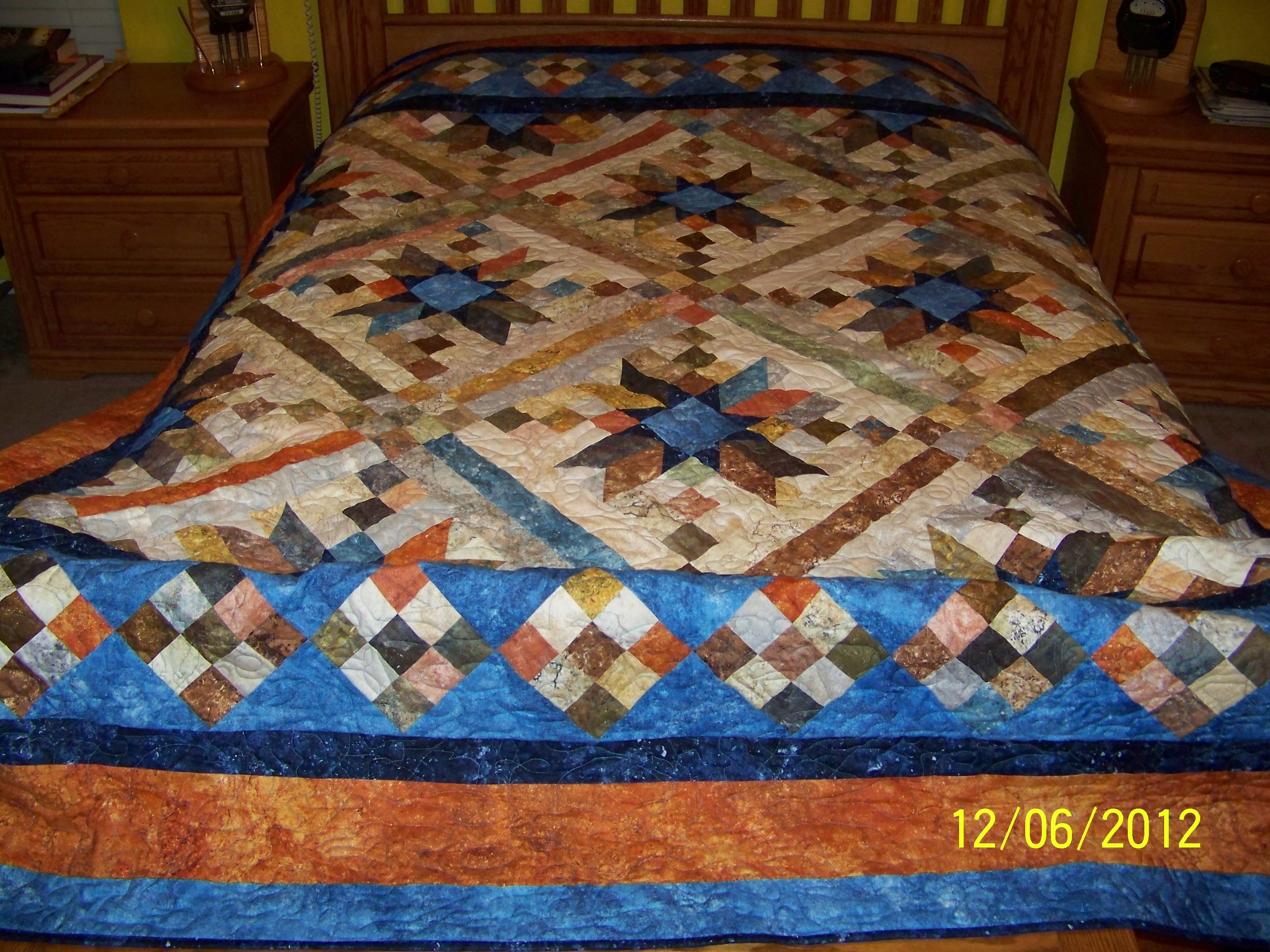 Name:  Smokey River quilt.JPG