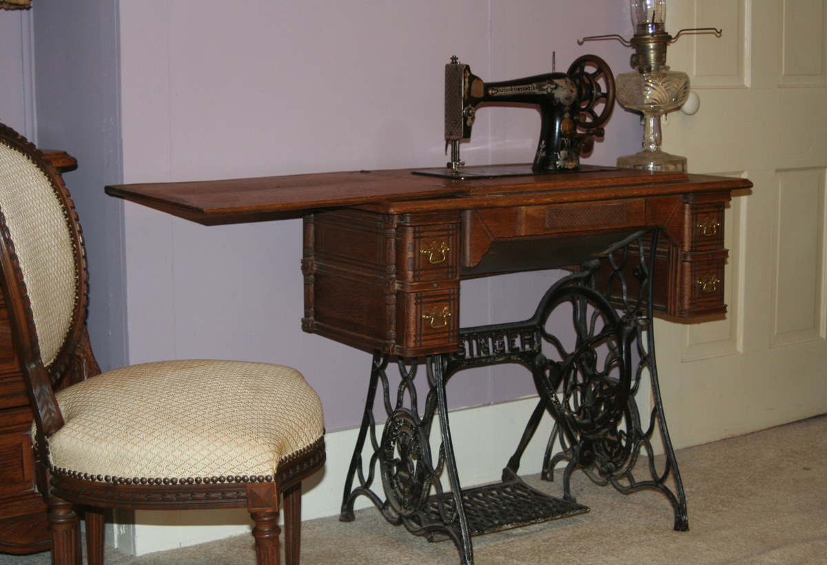 Name:  Singer treadle.jpg