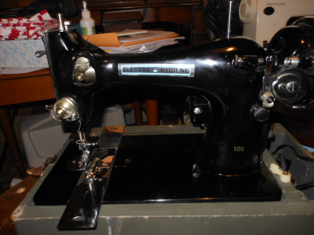 Vintage Sewing Machine ShopCome On In And Sit A Spell Page 40 Classy Electro Hygiene Sewing Machine