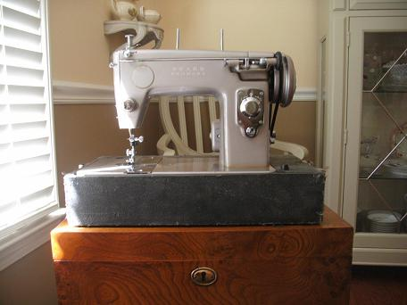 Name:  Kenmore Model 159.262, Ser. # 2099 026.JPG Views: 676 Size:  60.9 KB